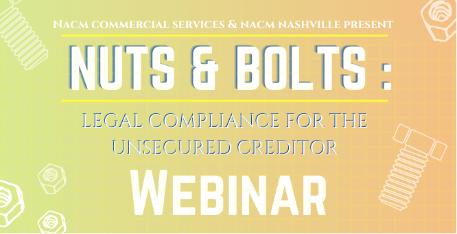 nuts and bolts webinar